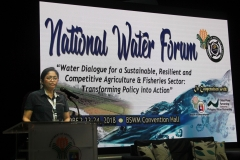 1st National Water Forum