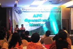 AFC Operational Meeting