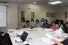 Bids and Awards Committee (BAC) Meeting