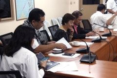 Consultation with Sec. Piñol and concerned Poultry and Livestock Stakeholders