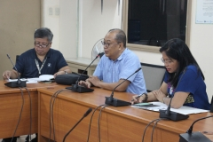 CPLFC Special Meeting on Harmonized Trade Data System