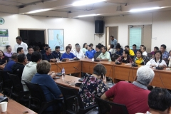 Dialogue of Rice Stakeholders with Sec. Piñol on Rice SRP