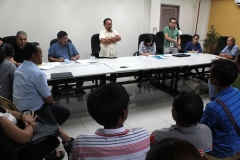 Dialogue with Sec. Piñol with concerned stakeholders on the Rising Prices of Onion & Garlic