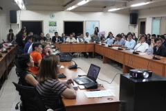 Dialogue with Sec. Piñol and concerned stakeholders on the Rising Prices of Rice