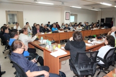 Direction Setting with Sec. Piñol and the Private Sector Stakeholders