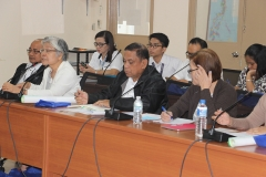Fiber Crops Industry Development Sub-Committee Meeting