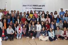 Joint PCAF NSSCC and AFC 2019 Midyear Performance Review