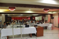 Luzon-wide Consultation on the Draft Guidelines for the Registration of Ownership of AFMech Equipment