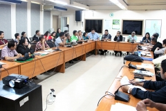 Organizational Meeting on the Creation of the Committee on Coconut (ComCo)