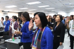 PCAF 2018 General Staff Meeting and Direction Setting