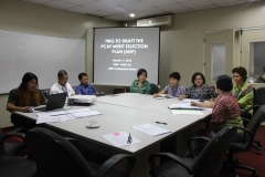 TWG to Draft the PCAF Merit Selection Plan (MSP)