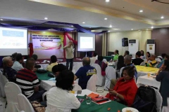 Visayas Areawide Participatory Planning Workshop 2019