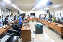 Workshop on the Proposed Participatory Monitoring and Tracking Guidelines