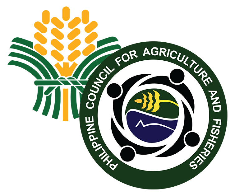 Philippine Council for Agriculture and Fisheries Official Logo